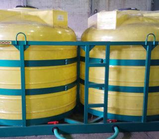 Кассеты для подвоза воды, ЖКУ и КАС