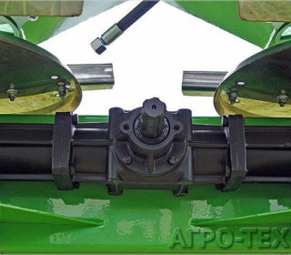 Разбрасыватель удобрений МВУ-1100